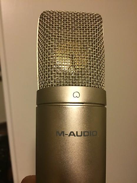 m audio nova large diaphragm condenser microphone reverb. Black Bedroom Furniture Sets. Home Design Ideas