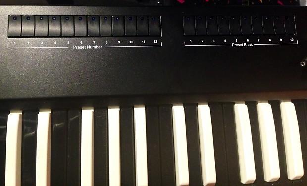 doepfer d3m organ midi controller keyboard reverb. Black Bedroom Furniture Sets. Home Design Ideas