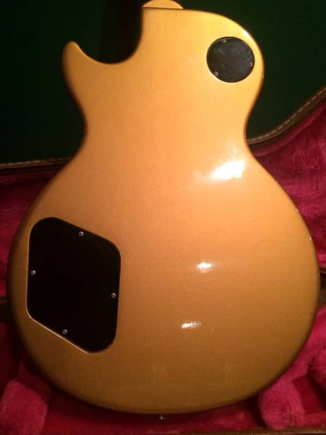 Gibson Les Paul 1991 Gold Hall Of Fame Reverb