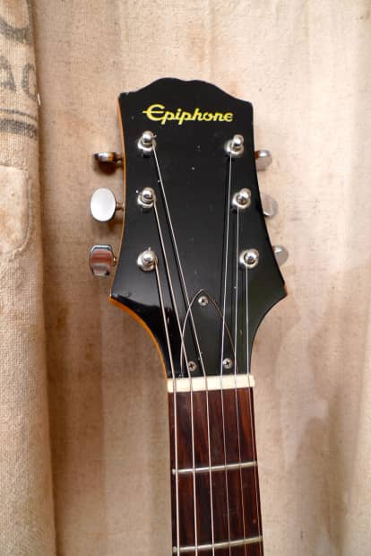 Crestwood Auto Sales >> Epiphone 1802T 1970 Red | Reverb