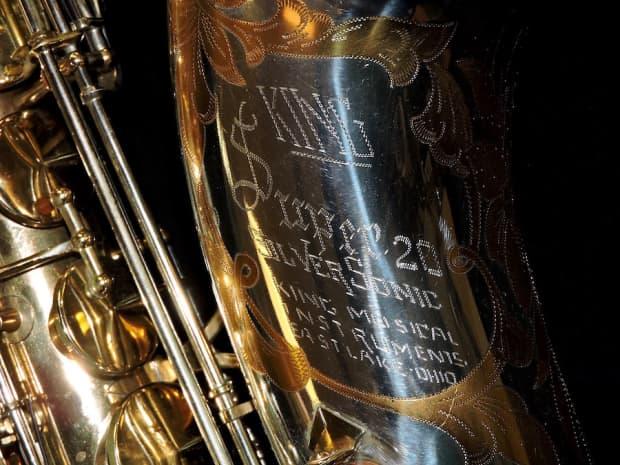 Dating King Saxofoner