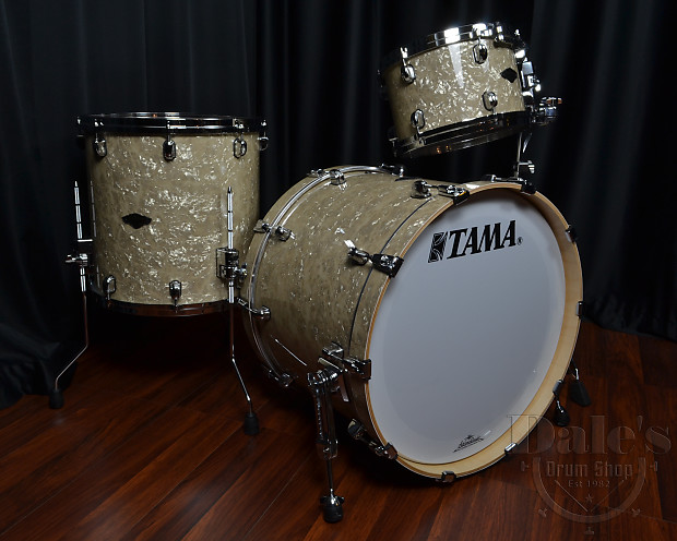 H Clamp Bass Tama drums sets Starcl...