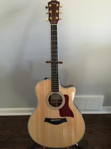 Taylor  416 CE (Fall Limited Edition) 2014 image