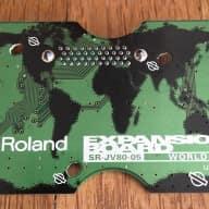 Roland SR-JV80-05 World Expansion Board for JV1080 - 2080 - 5080