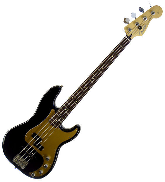 Fender Deluxe P Bass Special Precision Bass W Hipshot