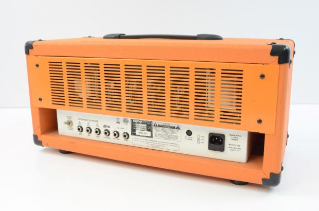 orange amplifiers th30h twin channel 30 watt tube guitar amp head th30 reverb. Black Bedroom Furniture Sets. Home Design Ideas
