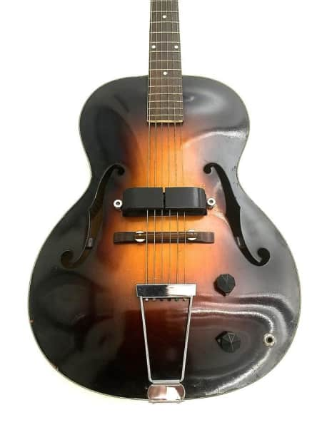 epiphone electar 1936 tobacco sunburst reverb. Black Bedroom Furniture Sets. Home Design Ideas