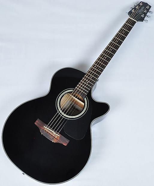 takamine gf30ce blk g series g30 cutaway acoustic electric reverb. Black Bedroom Furniture Sets. Home Design Ideas