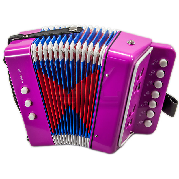 how to play the button accordion by numbers