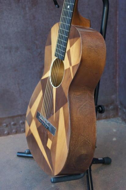 Ez Auto Sales >> Vintage Harmony Art Deco Parlor Guitar | Reverb