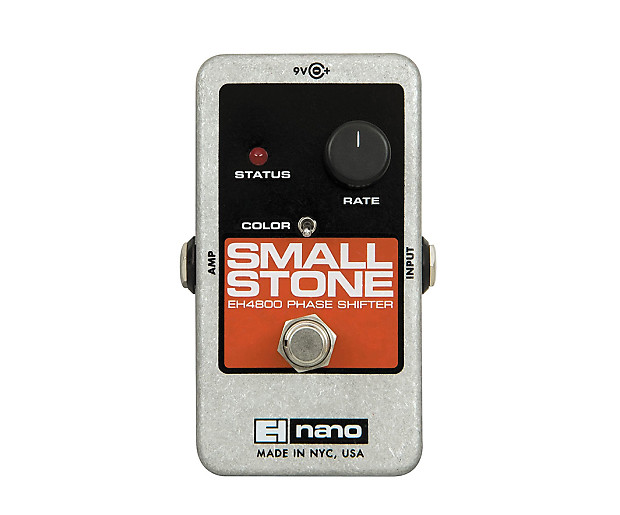 electro harmonix small stone nano chorus guitar effects pedal reverb. Black Bedroom Furniture Sets. Home Design Ideas