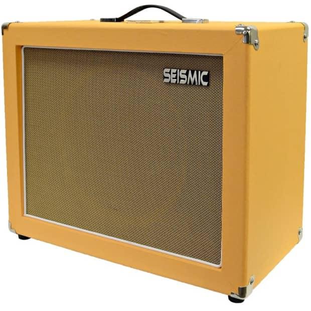 1x12 GUITAR SPEAKER CAB EMPTY 12 Cabinet Orange Tolex Reverb