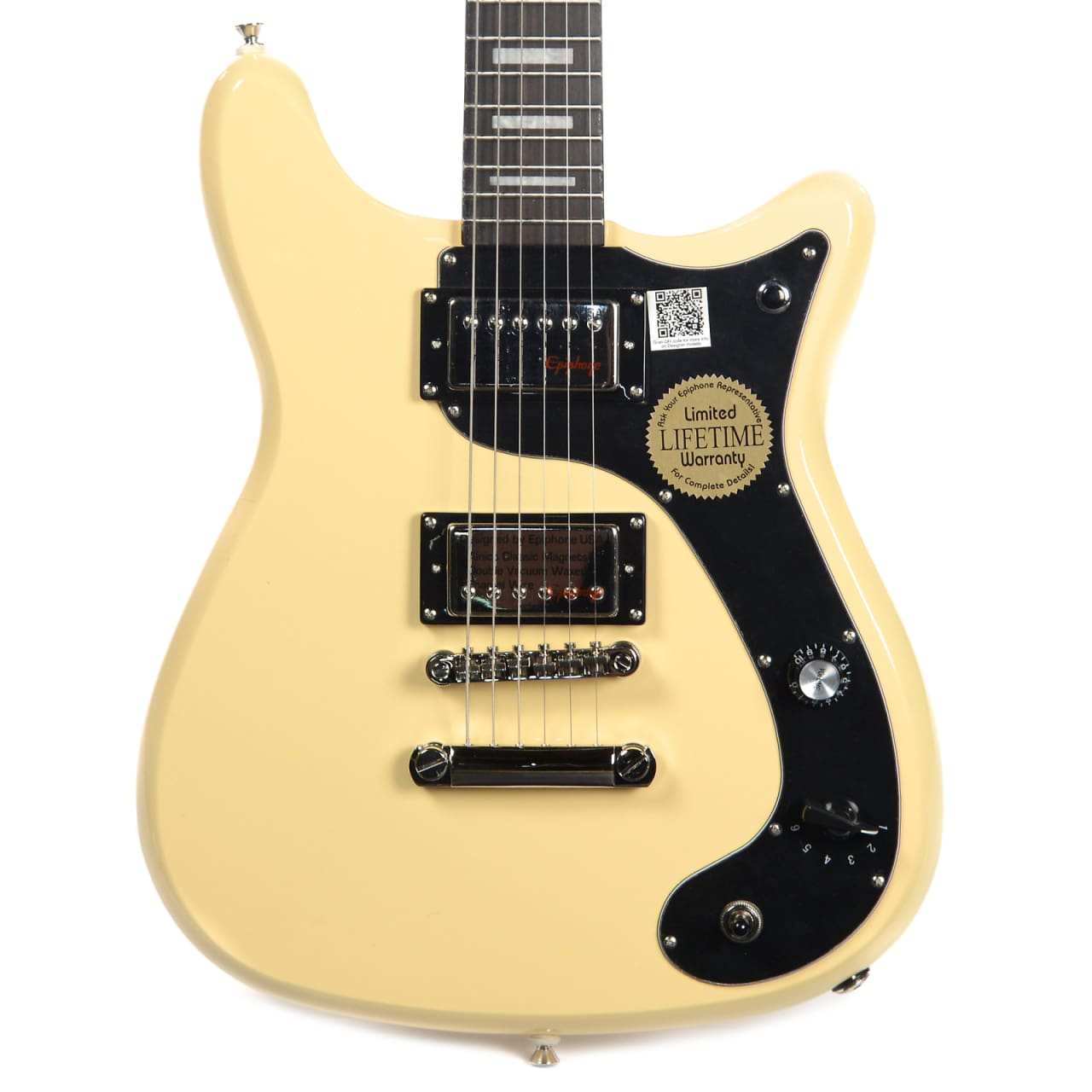 Epiphone Wilshire Phant-O-Matic Outfit Antique Ivory   Reverb: https://reverb.com/item/1892936-epiphone-wilshire-phant-o-matic-outfit-antique-ivory-nh