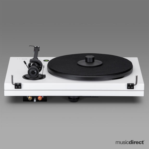 music hall mmf 5 1 turntable white new reverb. Black Bedroom Furniture Sets. Home Design Ideas