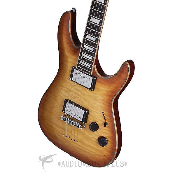 repacked schecter c 1 custom electric guitar natural reverb. Black Bedroom Furniture Sets. Home Design Ideas