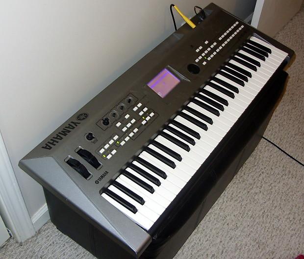 yamaha mm6 workstation keyboard reverb. Black Bedroom Furniture Sets. Home Design Ideas