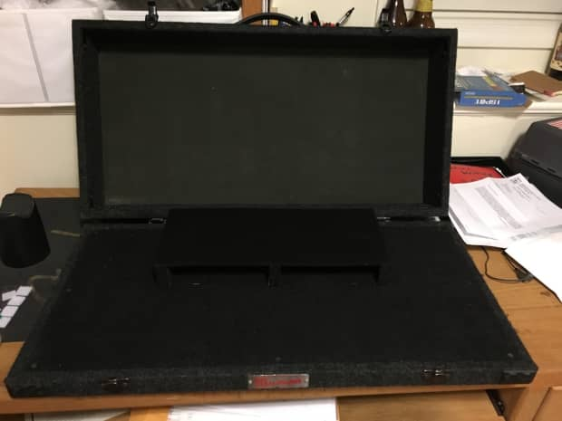 NYC Cases Pedalhead PedalboardCase Combo GreyBlack Reverb