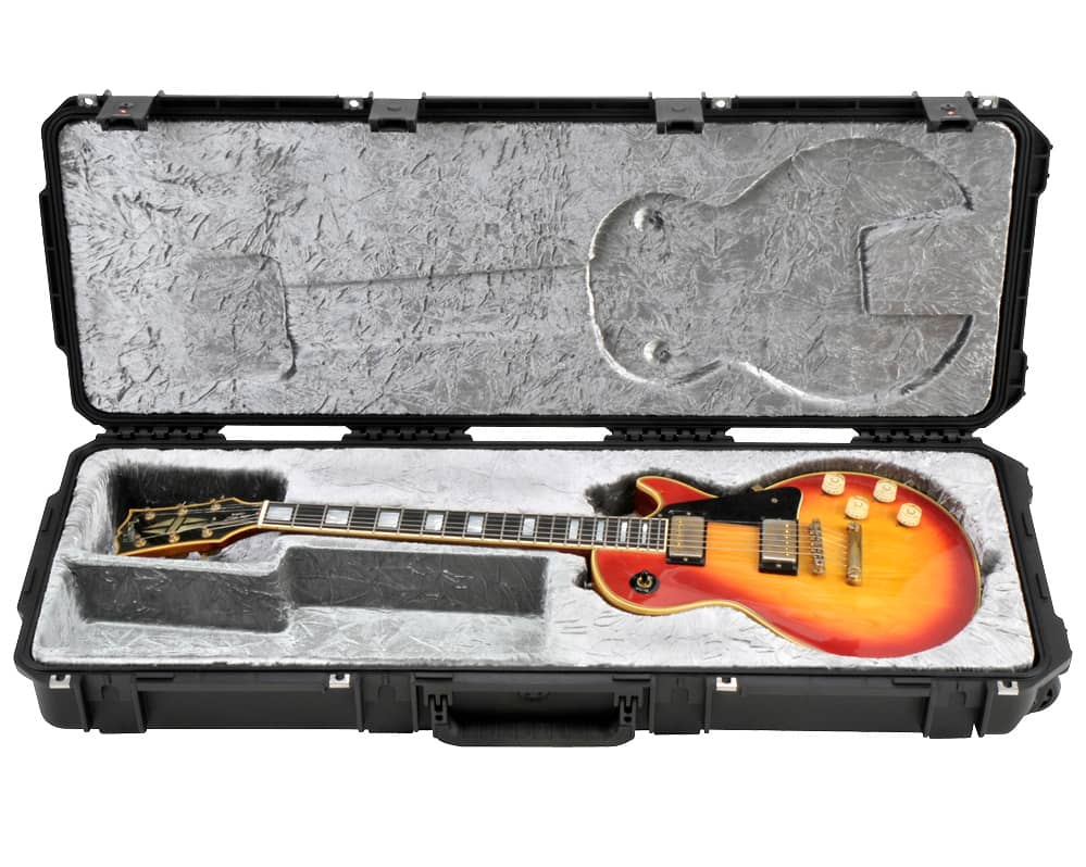skb iseries les paul waterproof guitar flight case reverb. Black Bedroom Furniture Sets. Home Design Ideas