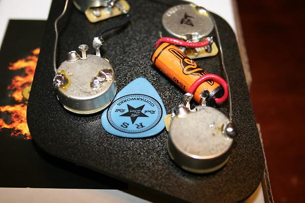 RS Guitarworks PreWired Premium VintageModern Electronics – Rs Guitarworks Wiring Diagrams