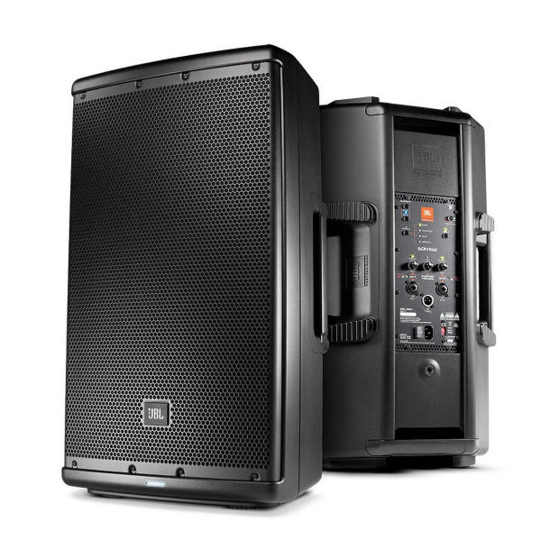 jbl eon612 12 inch powered pa speaker pair reverb. Black Bedroom Furniture Sets. Home Design Ideas