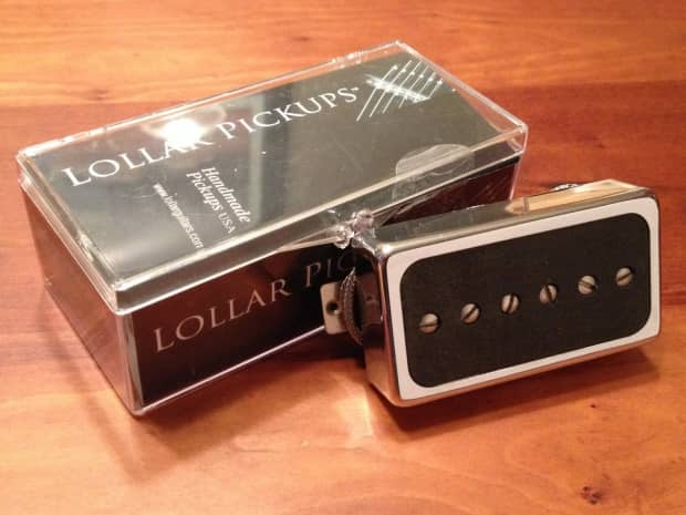 Lollar single coil humbucker