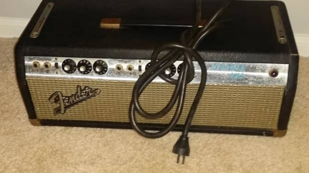 Replacement Fender Princeton Reverb Input Jack Pcb Amps Discussions