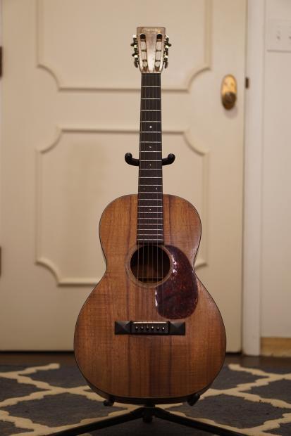 vintage 1934 martin 0 18k pre war koa parlor guitar rare 12 fret beauty reverb. Black Bedroom Furniture Sets. Home Design Ideas