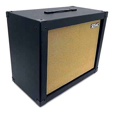 1x12 guitar speaker cab empty 12 cabinet black tolex reverb. Black Bedroom Furniture Sets. Home Design Ideas