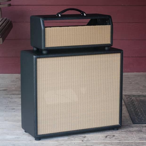 Fender Princeton Head Amp 212 Cabinet Reverb