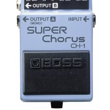 Boss CH-1 Super Chorus Pedal image