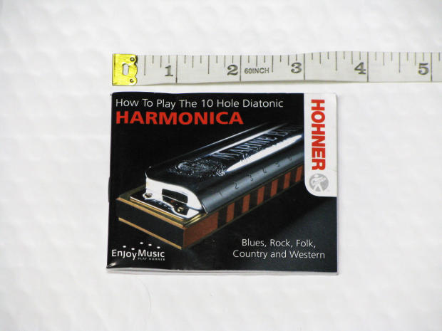 instructions on how to play harmonica