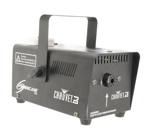 chauvet h700 fog machine