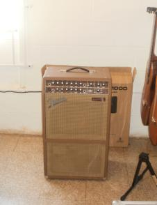Fender Acoustasonic PR 370 Brown image