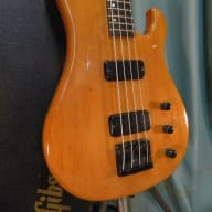 Gibson IV Bass 1987 Natural Mahogany for sale