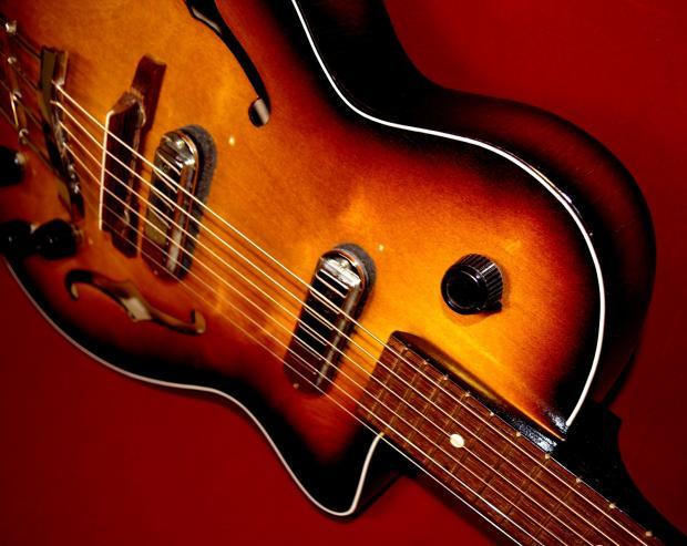 egmond de 60 single cutaway 1967 autumn shade made in holland beautiful guitar reverb. Black Bedroom Furniture Sets. Home Design Ideas