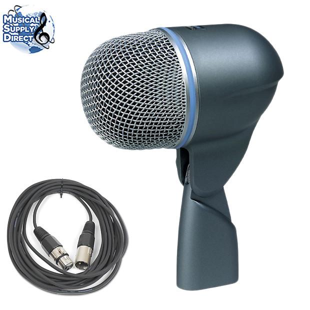 shure beta 52a mic bass drum microphone beta52a reverb. Black Bedroom Furniture Sets. Home Design Ideas