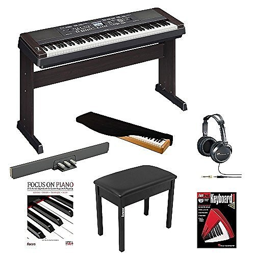 yamaha dgx650k11 88 key graded hammer action digital piano