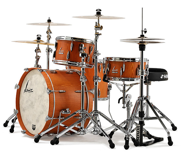 New sonor vintage series natural 20x14 12x8 14x12 shell for 14x12 floor tom