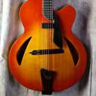 D'aquisto Centura by Aria 2000's Tangerine Sunburst image