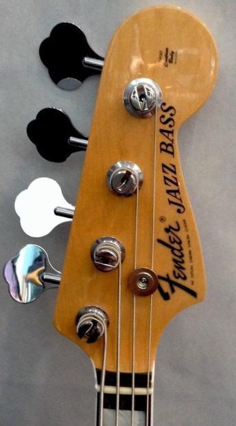Vintage Half Fenders : Fender american vintage jazz bass reverb