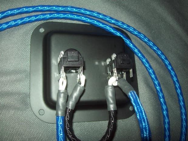 Earcandy Premium Quad 2x12 Guitar Or Bass Amp Speaker Cab