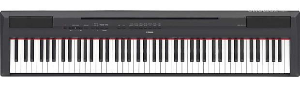 Kraft Music Yamaha P  Digital Piano Black Home Pak