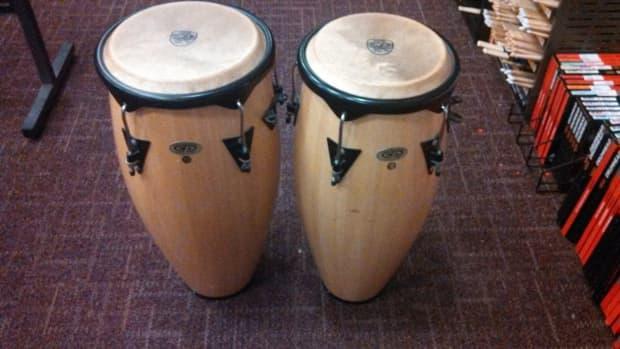 Lp Cosmic Percussion Congas 10 Quot Amp 11 Quot Natural Reverb