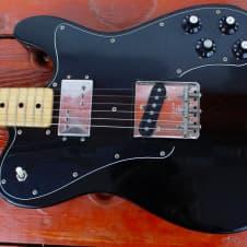 Fender  Telecaster Custom 1973 black image