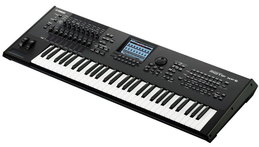 Latest Yamaha Keyboard Workstation : yamaha motif xf6 61 key keyboard synthesizer workstation new reverb ~ Russianpoet.info Haus und Dekorationen