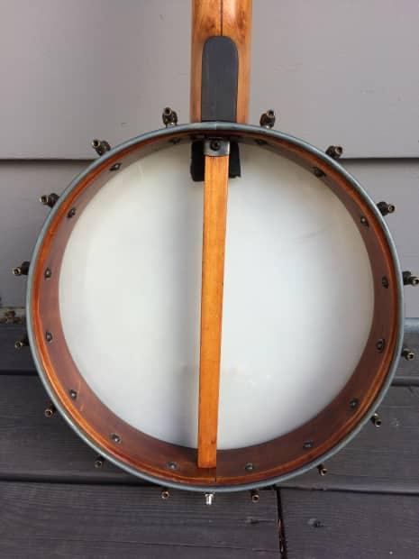 vintage 1920 39 s gretsch open back banjo for sale reverb. Black Bedroom Furniture Sets. Home Design Ideas