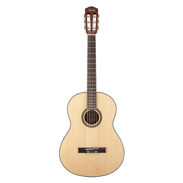 Fender Fc 100 Classical Pack Natural Reverb