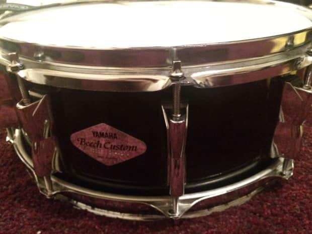 Yamaha Beech Custom Snare