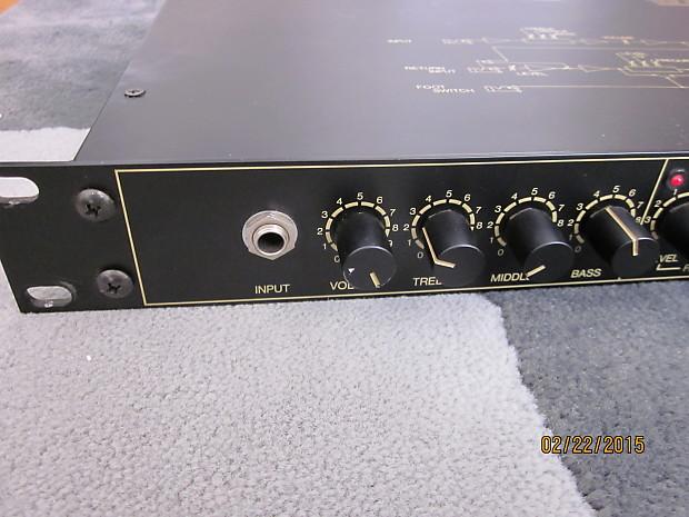 Yamaha Pb  Preamp