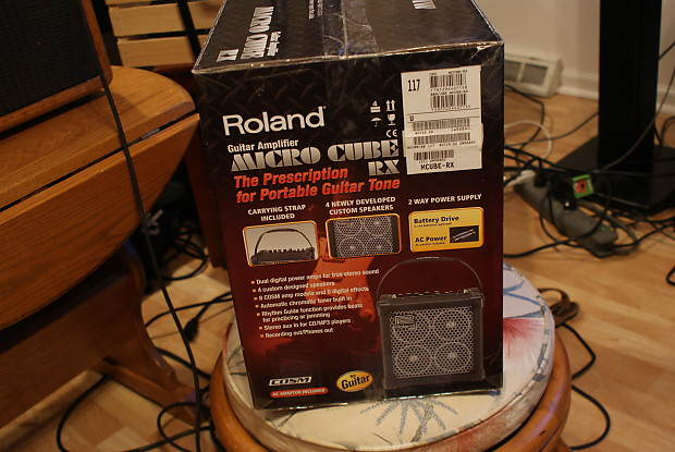 roland micro cube rx manual